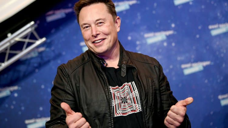 Elon Musk and Bitcoin Fall