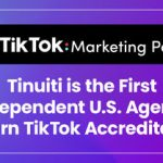 TikTok Names Tinuiti First US Independent Agency to Receive Campaign Management Badge within TikTok Marketing Partner Program